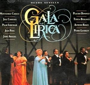 Gala Lírica con motivo dela Expo'92.