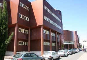 Facha del Pabellón después de las reformas de 1995, (Actual sede de la Escuela Superior de Ingenieros)