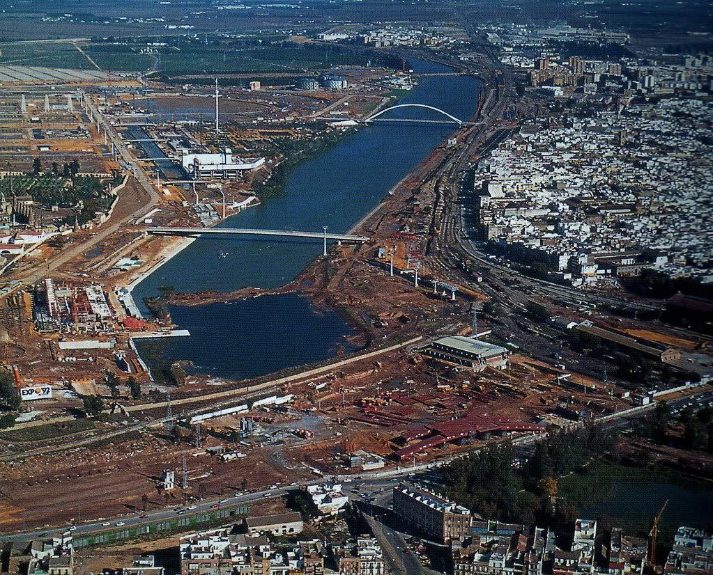 Se presenta el proyecto del puente de chapina - La isla dela cartuja ...