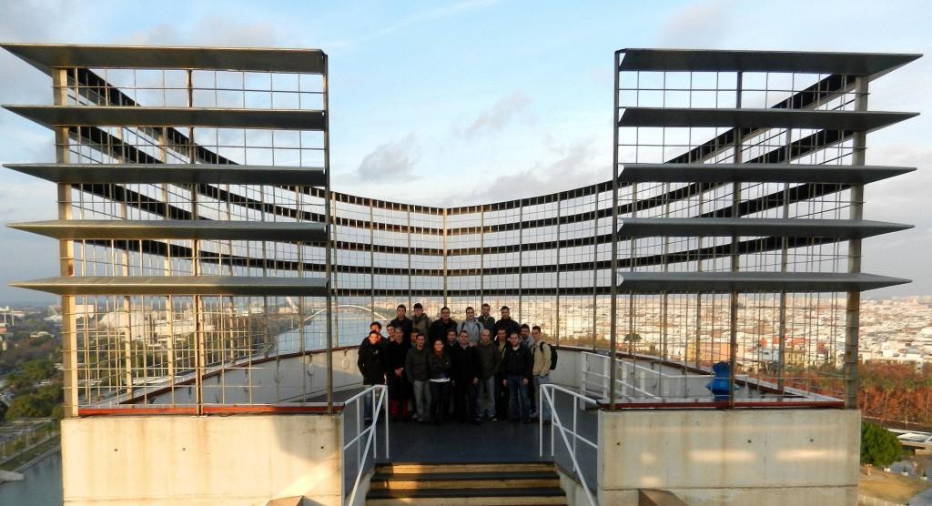 Legado Expo visitó la Torre Schindler a finales de 2011.