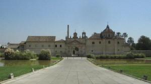 Monasterio de la Cartuja.