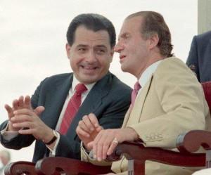 Rafael Hernández Colón y el Rey de España, Juan Carlos I.