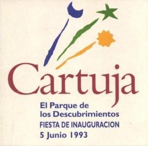 Cartel de Fiesta Inauguración.
