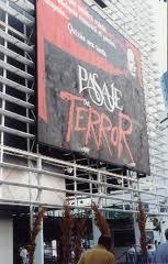 Entrada Pasaje del Terror.