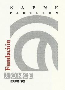 Fundación Once en Expo'92.