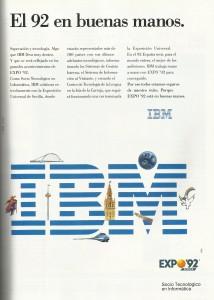 IBM Socio Tecnológico en Informática.