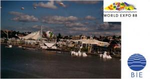 Expo'88 Brisbane - Australia.