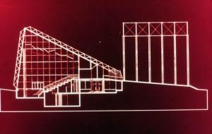 Diseño del Pabellón de Venezuela.