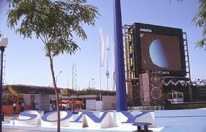 Plaza Sony.