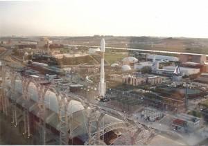 Vistas desde la Torre Mirador Banesto.