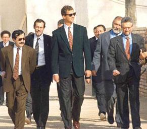 Principe Felipe en Expo 92 - El Correo de Andalucia