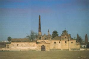 Monasterio de la Cartuja 1986.