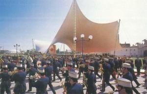 Jornada inaugural de la Expo'92.