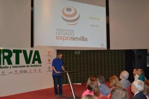 Ángel Aramburu, presidente de Legado Expo.