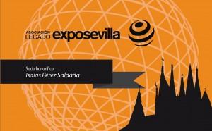 Socio de Honor de Legado Expo Sevilla.