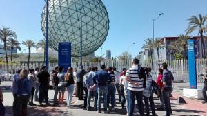 Visitas guiadas por el Legado de la Exposición Universal de Sevilla.